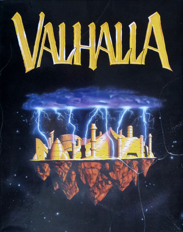 Computer Game Museum Display Case Valhalla