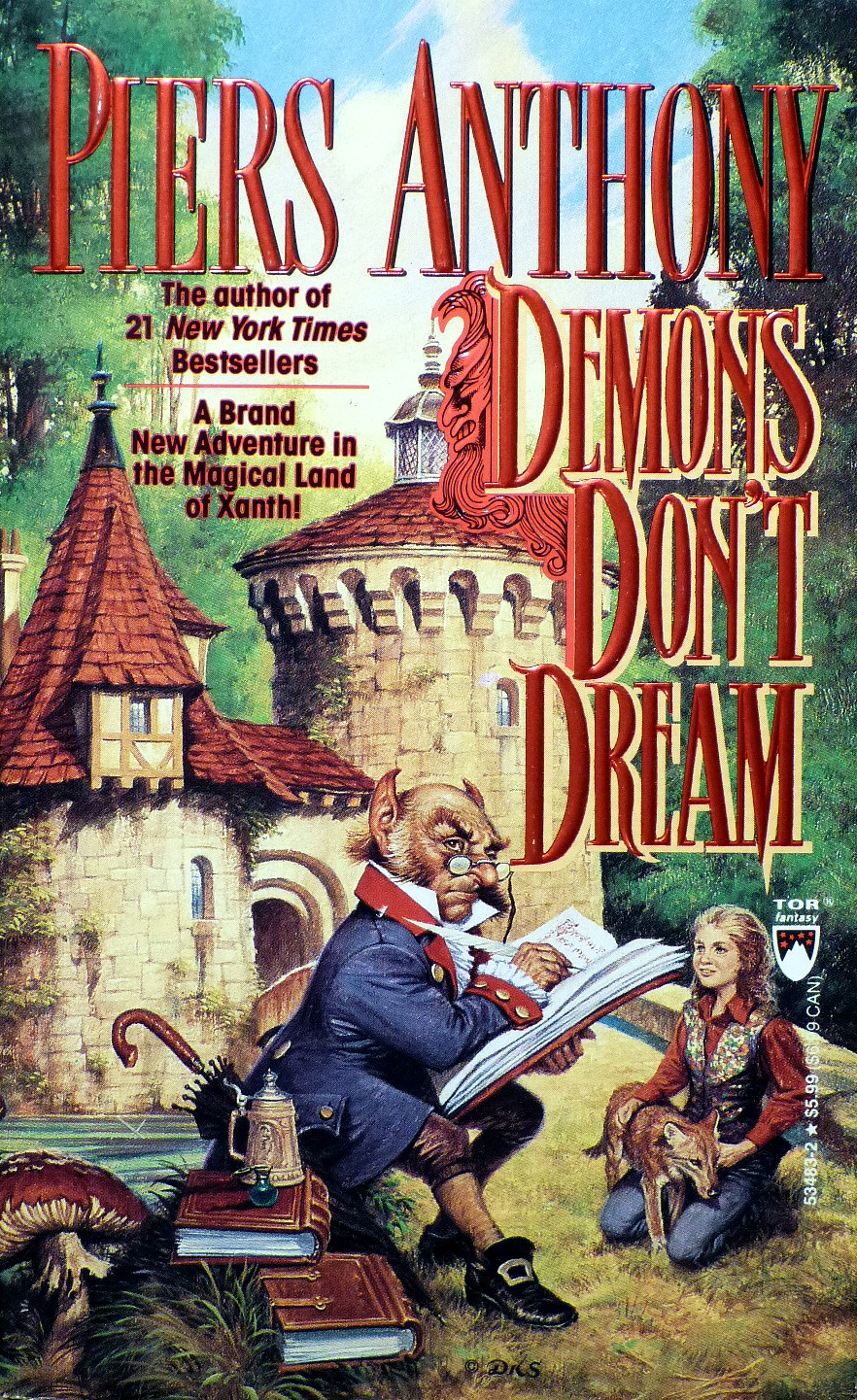an analysis of demons dont dream by piers anthony Reuben wanjala an analysis of demons dont dream by piers anthony 9789506414740 9506414742 seleccion por competencias delle stesse dimensioni written and presented by evolutionary biologist richard dawkins life.
