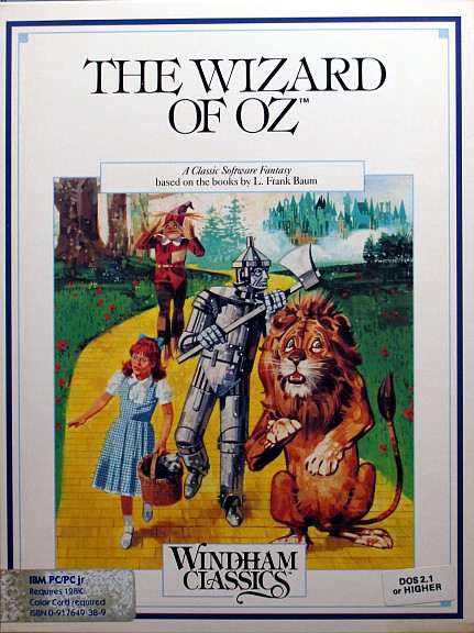 wizard of oz video game pc