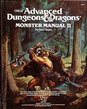 Advanced Dungeons & Dragons Monster Manual 2