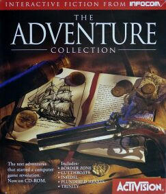 Adventure Collection, The (Activision) (Macintosh/IBM PC)