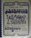 Adventure: The System (The Alternate Source) (TRS-80) (missing disk)