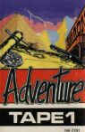 Adventure Tape 1 (Greedy Gulch, Pharaoh's Tomb, Magic Mountain) (Phipps Associates) (ZX81)