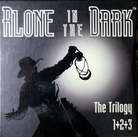Alone in the Dark: The Trilogy 1+2+3 (Infogrames) (IBM PC) (UK Version)