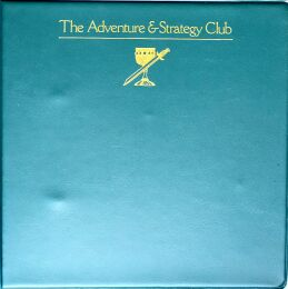 Adventure & Strategy Club, The, Storage Binder Volume 5