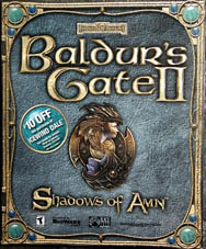 Baldur's Gate II: Shadows of Amn (Interplay) (IBM PC)