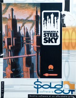 Beneath a Steel Sky (Sold Out) (IBM PC)
