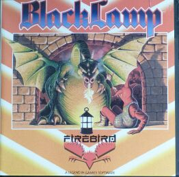 Black Lamp (Clamshell) (Firebird) (Atari ST) (Disk Version)