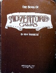 Book of Adventure Games