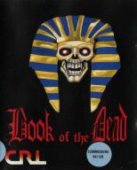 Book of the Dead (CRL) (C64) (Cassette Version) (missing manual)