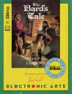 Bard's Tale I: Tales of the Unknown (C64) (Cassette Version)