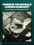 Where in the World is Carmen Sandiego? (manual and disk only) (C64)