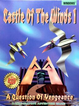 Castle of the Winds I: A Question of Vengeance (Epic Megagames) (IBM PC)
