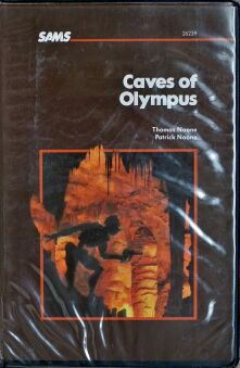 Caves of Olympus (Howard W. Sams & Co.) (Apple II)