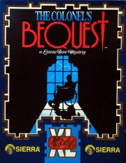 Colonel's Bequest, The (Amiga)