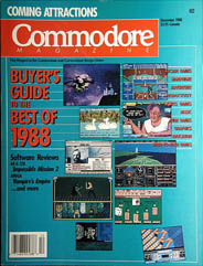 Commodore December 1988
