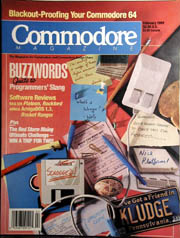 Commodore February 1989
