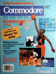 Commodore January 1989