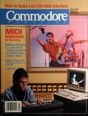 Commodore March 1989