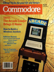 Commodore May 1989