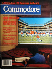 Commodore November 1988