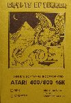 Crypts of Terror (InHome Software) (Atari 400/800)