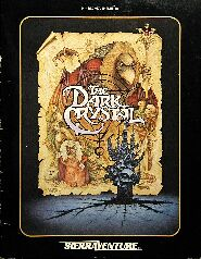 Dark Crystal (Sierraventure) (Apple II)