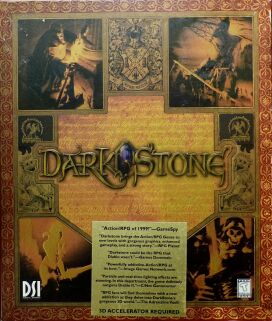 Darkstone (Delphine) (IBM PC)
