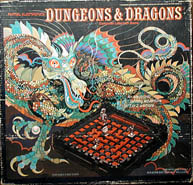 Mattel Dungeons & Dragons Computer Labyrinth Game