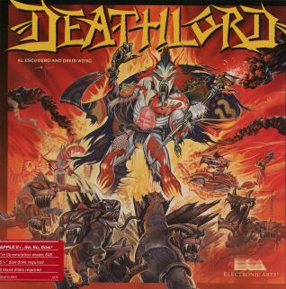 Deathlord (Apple II) (Contains Hint Book)