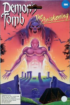 Demon's Tomb: The Awakening (IBM PC)