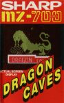 Dragon Caves (Alternate Packaging) (Solo Software) (Sharp MZ-700)
