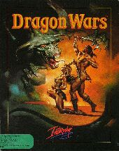 Dragon Wars (Interplay) (IBM PC)