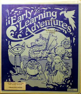 Early Learning Adventures (Britannica) (missing student workbooks, disks, dictionary)