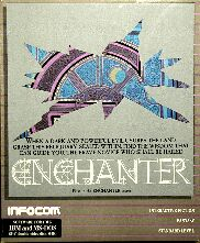 Enchanter (IBM PC) (Contains InvisiClues Hint Book, Map, Witts' Notes)