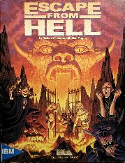 Escape from Hell (IBM PC)