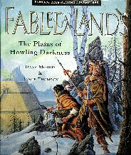 Fabled Lands #3: The Plains of Howling Darkness