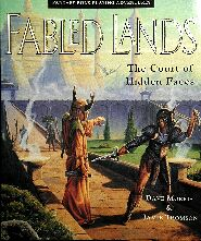 Fabled Lands #5: Court of Hidden Faces