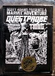 Questprobe: Human Torch and the Thing (Disk Version) (Contains Comic)
