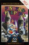 Finders Keepers (MSX) (Cassette Version)