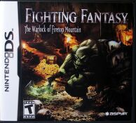 Fighting Fantasy: The Warlock of Firetop Mountain Software Pack