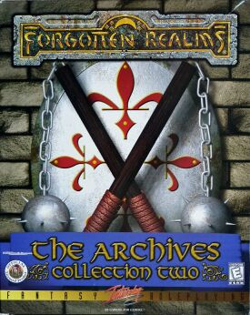 Forgotten Realms: The Archives: Collection Two (Interplay) (IBM PC)