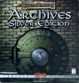 Forgotten Realms Archives: Silver Edition (Interplay) (IBM PC)