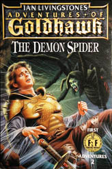GoldHawk #2: The Demon Spider