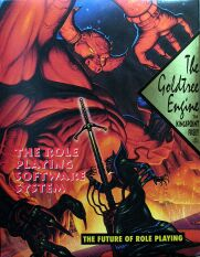 Goldtree Engine, The: The Role-Playing Software System (Goldtree Enterprises) (IBM PC)