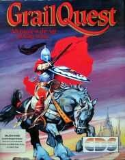 GrailQuest (CDS) (Macintosh)