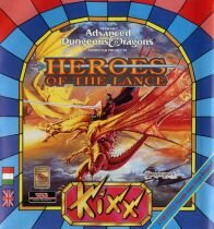 Heroes of the Lance (Atari ST) (Disk Version)