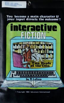 Interactive Fiction 3: Two Heads of the Coin (TRS-80)