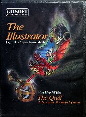 Illustrator, The (Gilsoft) (ZX Spectrum)