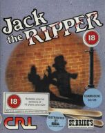 Jack the Ripper (CRL) (C64) (Cassette Version) (Contains Hint Sheet)